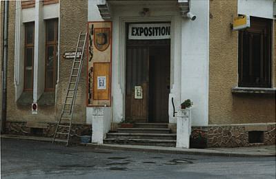 L'exposition René  Fallet