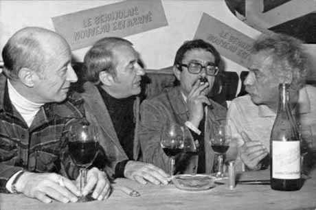 René Fallet et ses acolites